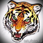 Интересны эскиз татуировки тату тигр (рисунки для татуировки с тигром) - идея рисунка эскизы тату тигр (рисунки для татуировки с тигром) для разработки интересной идеи тату тигр
