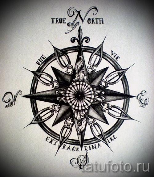 Красивый Воровские тату обозначения 5