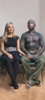 Смелый проект – фото татуированных людей – фото 10
