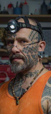 Смелый проект – фото татуированных людей – фото 11