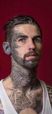 Смелый проект – фото татуированных людей – фото 12