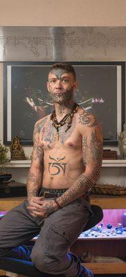 Смелый проект – фото татуированных людей – фото 14