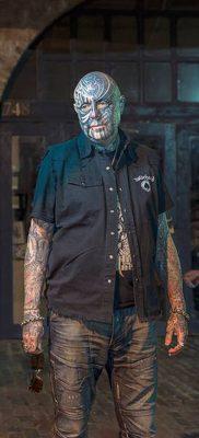 Смелый проект – фото татуированных людей – фото 5