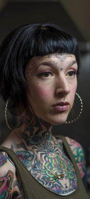 Смелый проект – фото татуированных людей – фото 8