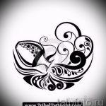 Крутой вариант эскиза тату водолей – знак водолея (созвездие) – рисунок для татуировки