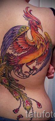 Необычный пример тату радуга на фотографии – для материала про толкование рисунка радуги в тату