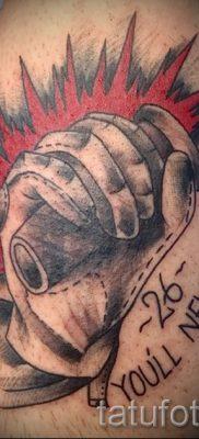 Фото пример татуировки байкеров для статьи про значение – tatufoto.ru – 66