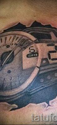 Фото пример татуировки байкеров для статьи про значение – tatufoto.ru – 72