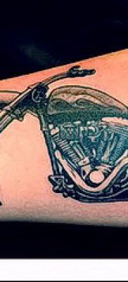 Фото пример татуировки байкеров для статьи про значение – tatufoto.ru – 74