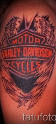 Фото пример татуировки байкеров для статьи про значение – tatufoto.ru – 84