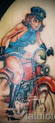Фото пример татуировки байкеров для статьи про значение – tatufoto.ru – 92