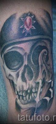 Фото пример татуировки байкеров для статьи про значение – tatufoto.ru – 95