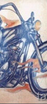 Фото пример татуировки байкеров для статьи про значение – tatufoto.ru – 96
