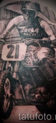 Фото пример татуировки байкеров для статьи про значение – tatufoto.ru – 97