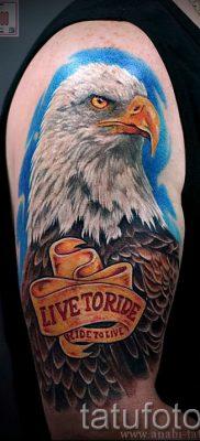 Фото пример татуировки байкеров для статьи про значение – tatufoto.ru – 103