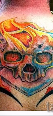 Фото пример татуировки байкеров для статьи про значение – tatufoto.ru – 116