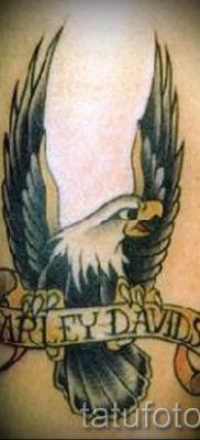 Фото пример татуировки байкеров для статьи про значение – tatufoto.ru – 133