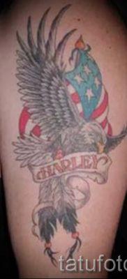 Фото пример татуировки байкеров для статьи про значение – tatufoto.ru – 135