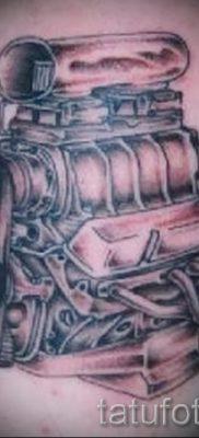 Фото пример татуировки байкеров для статьи про значение – tatufoto.ru – 136
