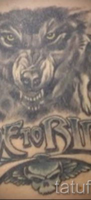 Фото пример татуировки байкеров для статьи про значение – tatufoto.ru – 138