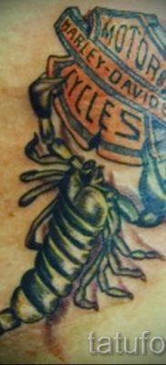 Фото пример татуировки байкеров для статьи про значение – tatufoto.ru – 143