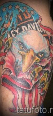Фото пример татуировки байкеров для статьи про значение – tatufoto.ru – 144