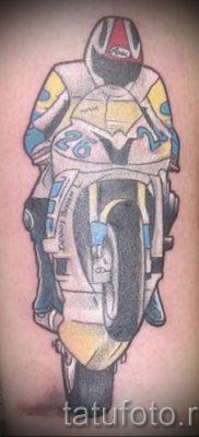 Фото пример татуировки байкеров для статьи про значение – tatufoto.ru – 147