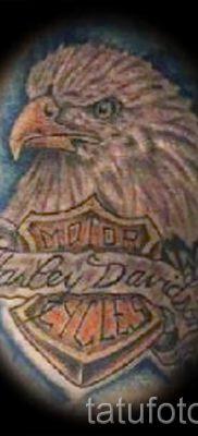 Фото пример татуировки байкеров для статьи про значение – tatufoto.ru – 151
