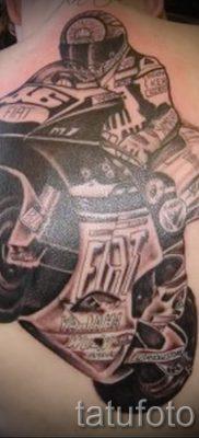 Фото пример татуировки байкеров для статьи про значение – tatufoto.ru – 154