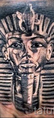 Классный вариант тату сфинкс – можно использовать для тату сфинкс на руке