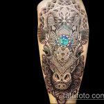 Интересный пример готовой тату жираф – рисунок подойдет для тату жираф на рукетату жираф на пальце