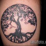 Уникальный пример готовой тату круг – рисунок подойдет для тату круг перьями