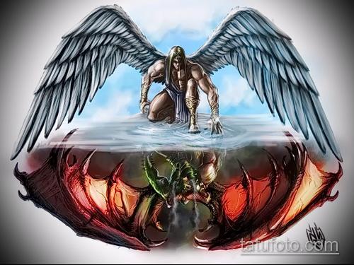 Картинки по запросу ангел и демон