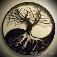 Эскизы тату дерево жизни