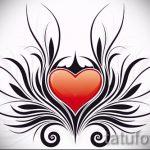 Крутой эскиз татуировки крылья – рисунок наколки крыло подойдет для тату льва с крыльями