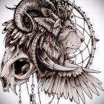 Интересный эскиз тату крылья – рисунок тату крыло подойдет для тату девушка с крыльями