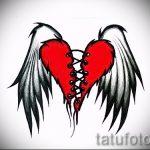 Крутой эскиз тату крылья – рисунок тату крыло подойдет для что означает тату крылья ангела