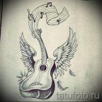 Крутой эскиз татуировки крылья – рисунок тату крыло подойдет для тату крылья демона