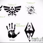 Классный эскиз тату крылья – рисунок тату крыло подойдет для крыло на руке тату фото