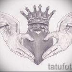Необычный эскиз татуировки крылья – рисунок тату крыло подойдет для под крылом ангела тату на испанском