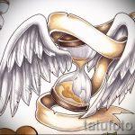 Крутой эскиз тату крылья – рисунок тату крыло подойдет для тату крылья ангела на спине