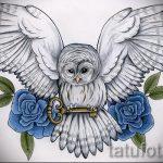Классный эскиз тату крылья – рисунок тату крыло подойдет для тату расправленные крылья