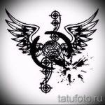 Крутой эскиз тату крылья – рисунок тату крыло подойдет для эскизы тату девушек крылья
