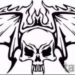 Необычный эскиз татуировки крылья – рисунок тату крыло подойдет для тату крылья на спине у девушек