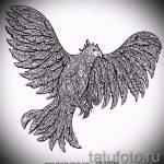 Классный эскиз тату крылья – рисунок наколки крыло подойдет для тату девушка ангел с крыльями