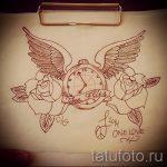 Крутой эскиз тату крылья – рисунок тату крыло подойдет для тату воин с крыльями