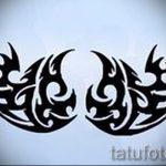 Классный эскиз тату крылья – рисунок тату крыло подойдет для тату крылья на запястье для девушек