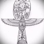 Классный эскиз татуировки крылья – рисунок тату крыло подойдет для тату крылья на бицепсе