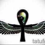 Интересный эскиз тату крылья – рисунок тату крыло подойдет для значение тату ангела с крыльями