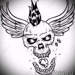 Крутой эскиз татуировки крылья – рисунок тату крыло подойдет для тату эскиз крест с крыльями